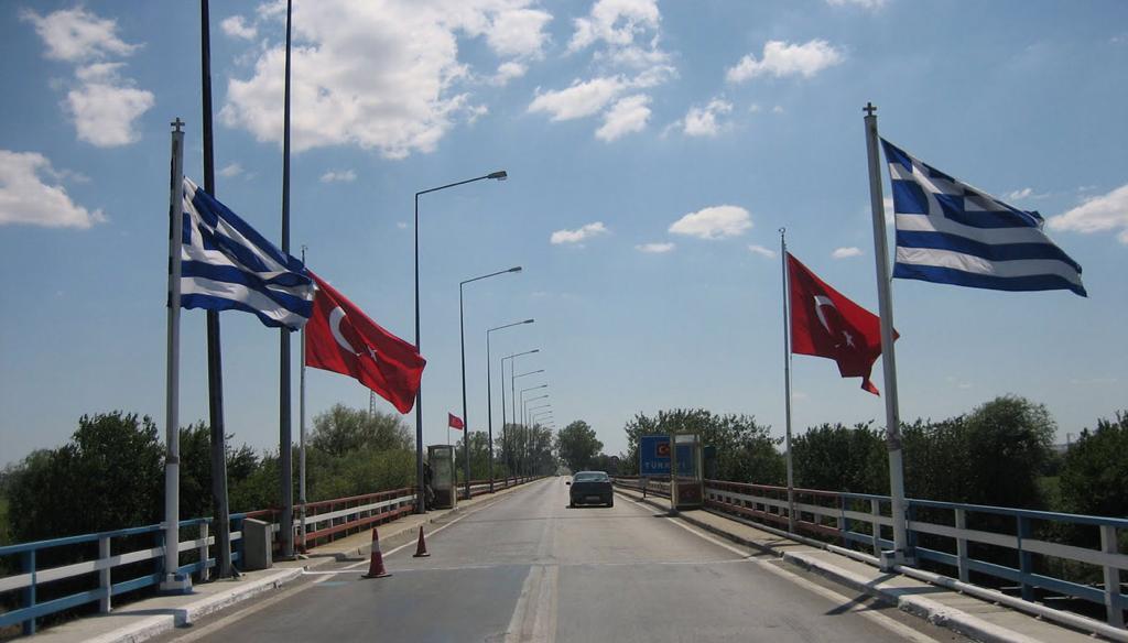 Confine Grecia-Turchia: il volto della crisi