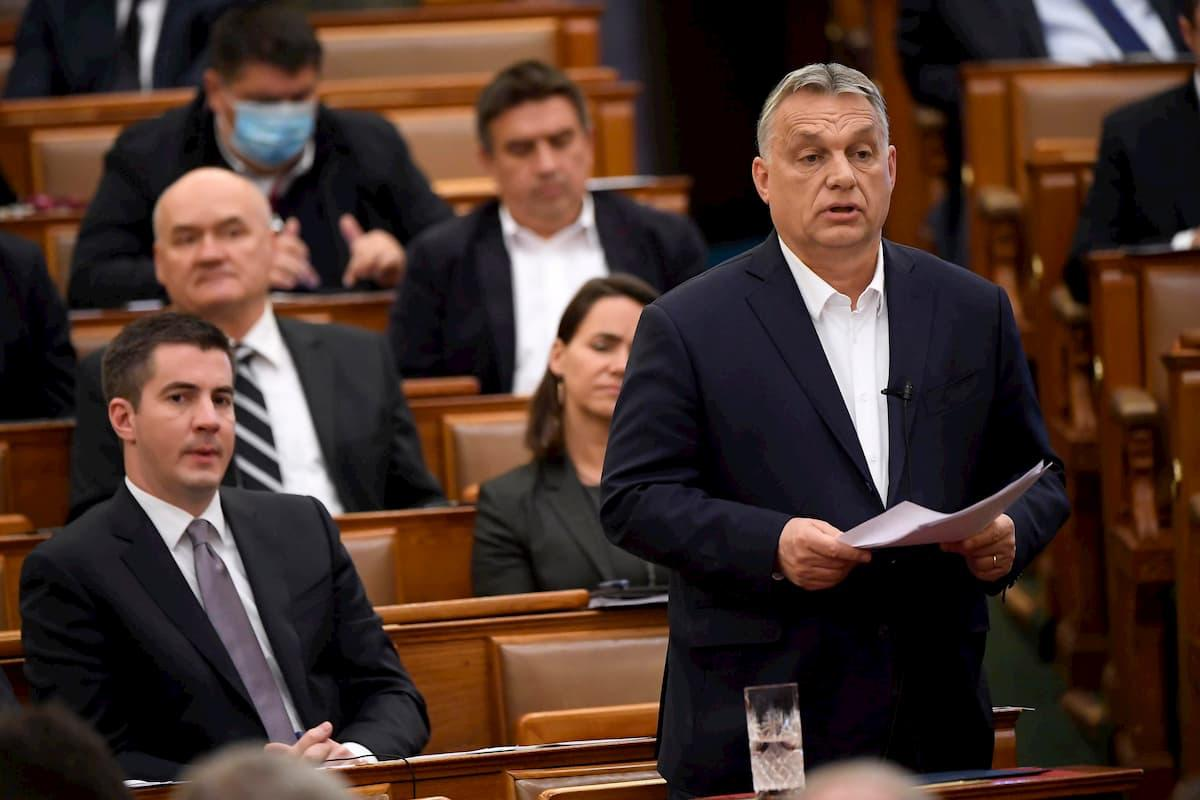 Orban's omnipotence law
