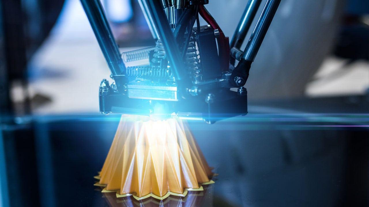 Stampare in 3D durante la pandemia